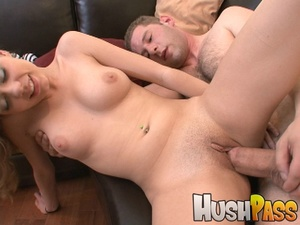 Guys with big dicks. Can Nicole take it  - XXX Dessert - Picture 8