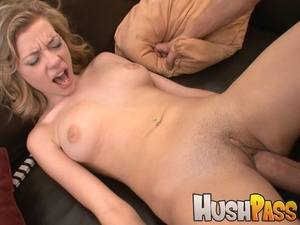 Guys with big dicks. Can Nicole take it  - XXX Dessert - Picture 15