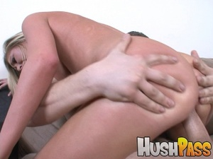Horny big cock. Brynn gets a taste of th - XXX Dessert - Picture 13