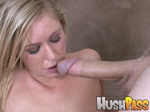 Horny big cock. Brynn gets a taste of th - XXX Dessert - Picture 16
