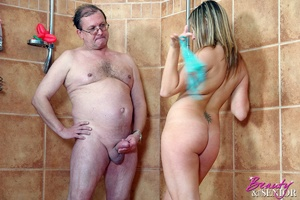 Old and young. Senior soccer coach fucks - XXX Dessert - Picture 4