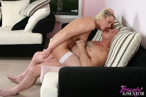 Teen xxx. Naughty blonde girl taking car - XXX Dessert - Picture 12