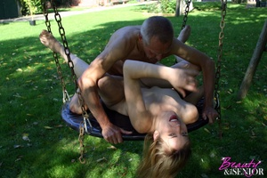 Young old porn. Old senior fucking cute  - XXX Dessert - Picture 5