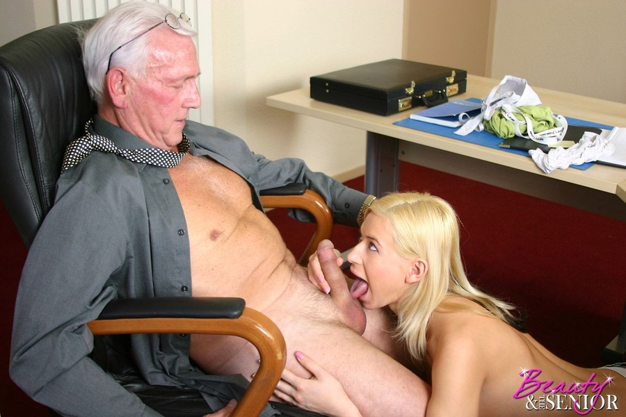 Teen sex in office