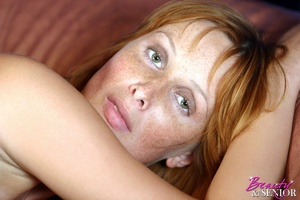 Old having sex with young. Beautiful red - XXX Dessert - Picture 11