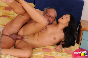 Xxx young. This old guy wanted to taste  - XXX Dessert - Picture 7