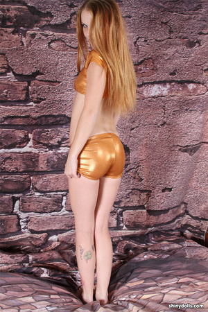 Rubber erotic. ShinyDolls. - XXX Dessert - Picture 11