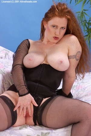 Red head galleries. Big Breasted Natural - XXX Dessert - Picture 7
