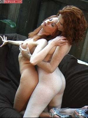 Redhead porno. Hot redhead bathing and w - XXX Dessert - Picture 14