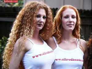 Hot redhead. 8 Natural Redhead fondling  - XXX Dessert - Picture 6