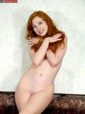 Red head galleries. Sexy little Bisexual - XXX Dessert - Picture 13