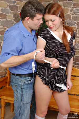 Old men fucking young girls. Pigtailed r - XXX Dessert - Picture 6