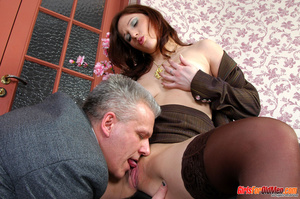 Young old xxx. Pretty office girl gettin - XXX Dessert - Picture 15
