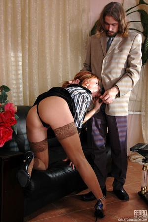 Old men fucking young girls. Leggy secre - XXX Dessert - Picture 13