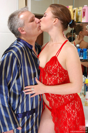 Young old xxx. Yummy girl in provoking r - XXX Dessert - Picture 6