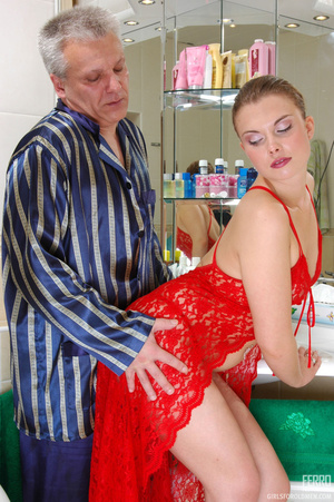 Young old xxx. Yummy girl in provoking r - XXX Dessert - Picture 7
