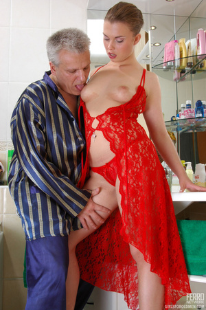 Young old xxx. Yummy girl in provoking r - XXX Dessert - Picture 9