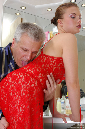 Young old xxx. Yummy girl in provoking r - XXX Dessert - Picture 11