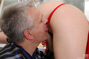 Young old xxx. Yummy girl in provoking r - XXX Dessert - Picture 13