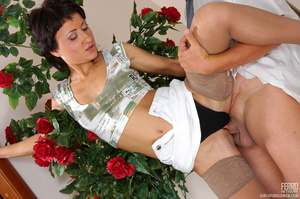 Older man young women sex. Sexy coed pas - XXX Dessert - Picture 16