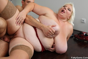 Bbw sex. The photographer is enchanted w - XXX Dessert - Picture 13