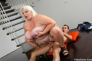 Bbw sex. The photographer is enchanted w - XXX Dessert - Picture 15