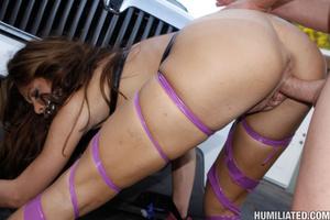Make squirting. Nasty hoe washing her ca - XXX Dessert - Picture 12