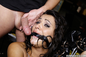 Female ejaculation. Gushing whore fucked - XXX Dessert - Picture 14