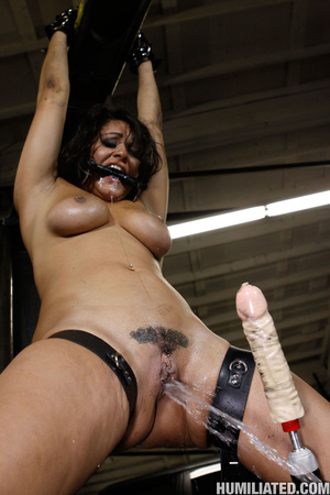 Female ejaculation. Gushing whore fucked - XXX Dessert - Picture 16