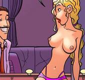Original adult comics. Oh Richard! You'll never change!