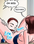 Sex comix. Oh Richard! What are you doing to me!!