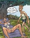 Toon porn comics. I wanna see you fuck her!