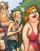 Free adult comics. She sho' has a big-ol' ass!