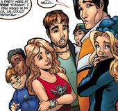 Cartoon adult comics. You gotta stop doing things like that, dix.