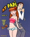 Adult cartoon comix. Can i suck it and eat all the cum?