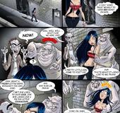 Porn cartoons. I bet she likes to suck cock, Joe!