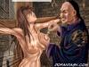 Bondage toons. Chinese perverts fuck defenseless girl in the basement!