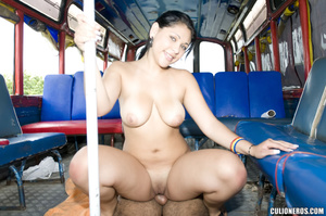 Latin pussy. Busty chick get a huge load - XXX Dessert - Picture 11