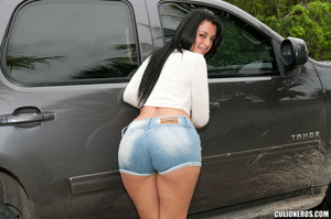 Latinas sexy. Onion booty latin babe in  - XXX Dessert - Picture 1