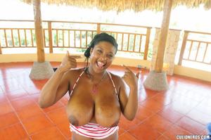 Hot latinas. Amazing tit fuck performed  - XXX Dessert - Picture 16