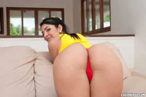Big booty porn. Sexy latin girls seduced - XXX Dessert - Picture 12
