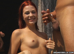 Young porn. Two muscular guy sharing one - XXX Dessert - Picture 15