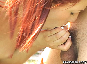 Young 18 teen. Brandi doesn't mind to be - XXX Dessert - Picture 6