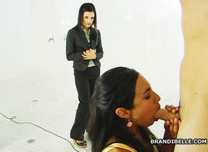 18 teen xxx. This strange interview ende - XXX Dessert - Picture 11