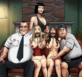 Sex slave comics. Oh my! This is just too humiliating!