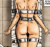 Bdsm comics. From toady you're our slaves and you'll be treated like the