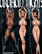 Slave art. Shut up and likc my prick! Don't forget to make noise!