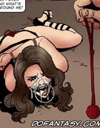Horror comics. Uhhhh! The pain is excruciating but i have to try!