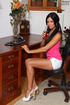 Ashley Bulgari Rams a Bottle and Gets Gaped by Suzie