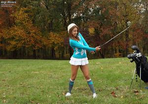 Gigi Rivera Rams Golf Club Deep Before S - XXX Dessert - Picture 2
